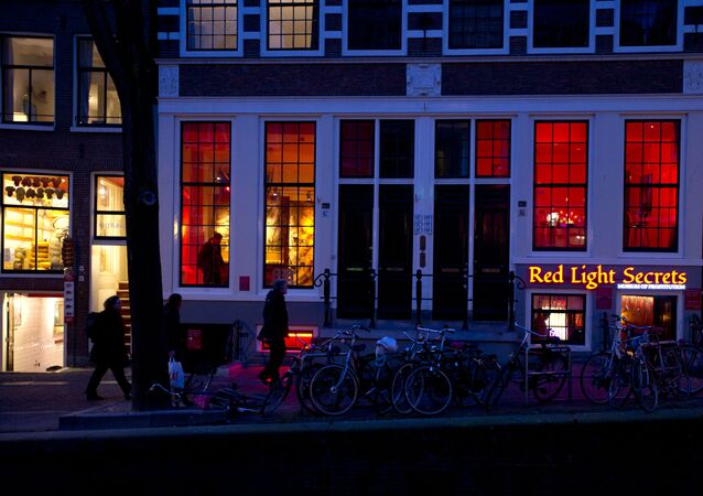 Red Light- Amsterdam