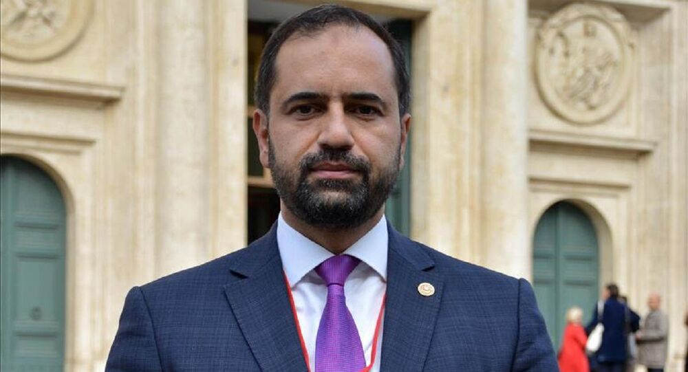 AK Parti İstanbul Milletvekili Ahmet Berat Çonkar