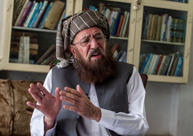 'Taliban'ın babası' olarak bilinen Daru'l Ulum Hakkaniye Medresesi lideri Mevlana Samiul Hak