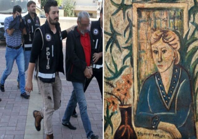 Henri Matisse, Woman with a still Life