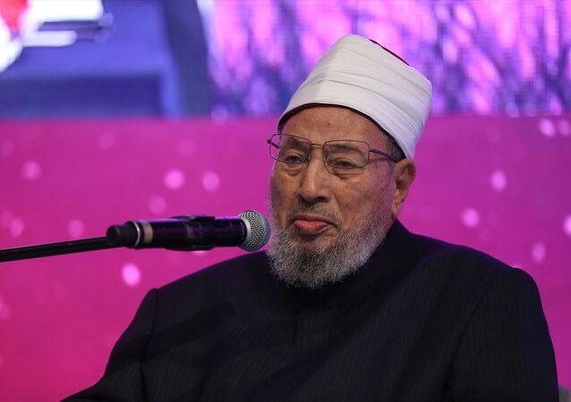 Dünya Müslüman Alimler Birliği Başkanı Yusuf el Karadavi