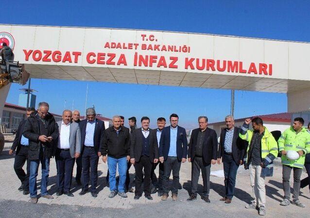 Cezaevi açılışında konuşan AK Partili Başer: Yozgat ekonomisine, esnafına da ciddi anlamda katkısı olacak