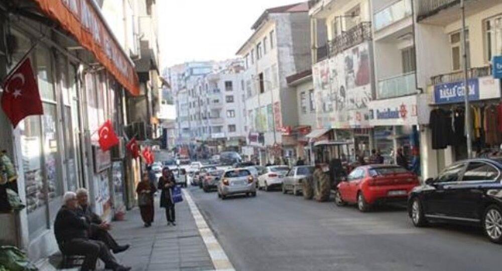 Düzce'de Türk Bayraklarının Çalındığı İddiası