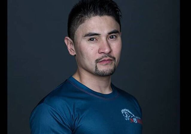 Kazak dublör Kasım Zhumaguzhin