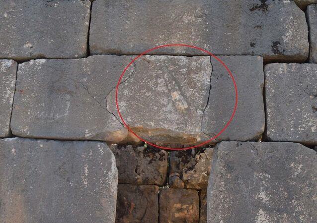 Herakles'in sopasının kabartması