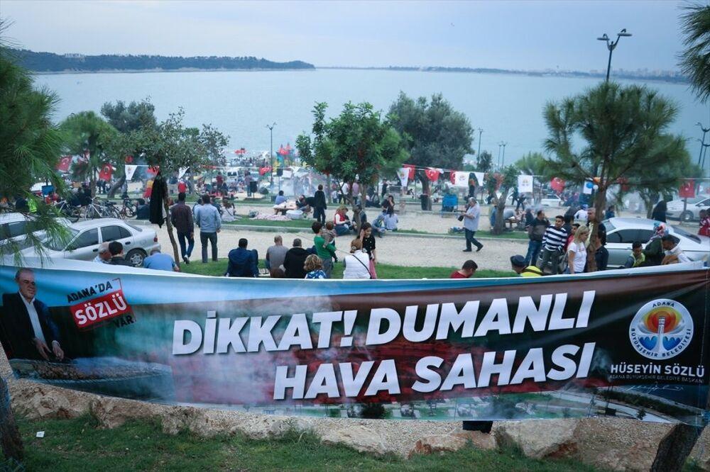 Adana'daki Mangal Park
