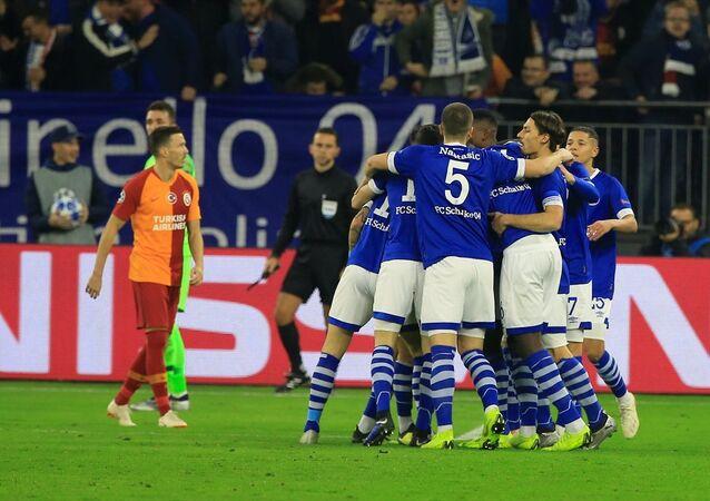 Galatasaray, Schalke deplasmanından 2-0 mağlup ayrıldı