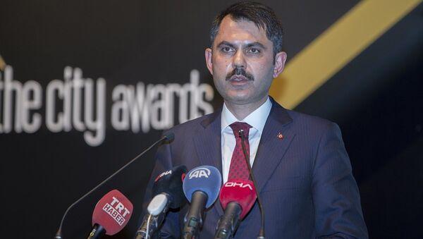 Murat Kurum - Sputnik Türkiye