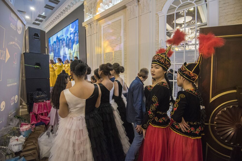 Kırgızistan Güzeli 2018  Yarışması