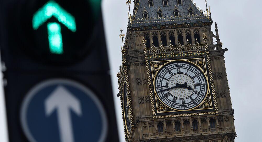 Big Ben Saat Kulesi, Londra,