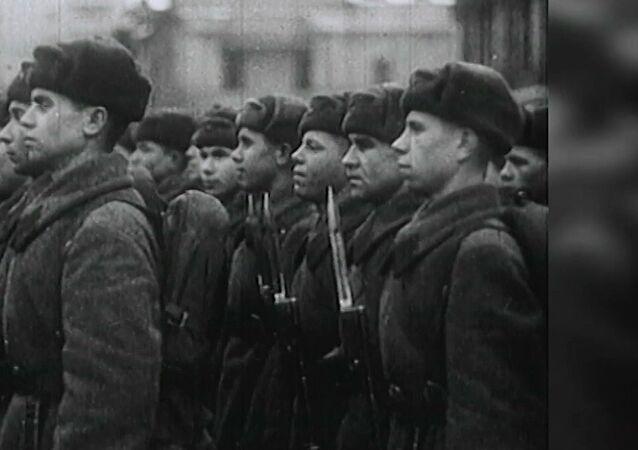 7 Kasım Askeri Geçit Töreni'nden kareler