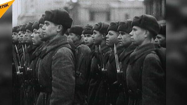 7 Kasım Askeri Geçit Töreni'nden kareler - Sputnik Türkiye
