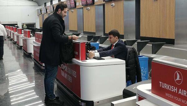 İstanbul Havalimanı - THY - Sputnik Türkiye