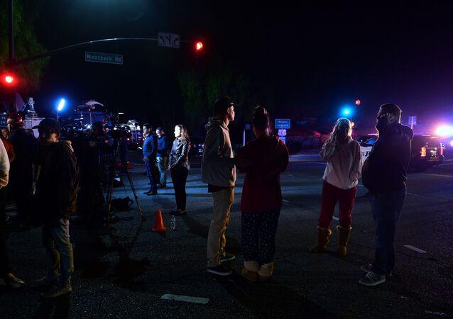 ABD'de Borderline Bar&Grill isimli bara düzenlenen saldırı