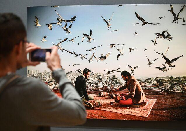 2018 Stenin Basın Fotoğrafçılığı Yarışması'nın Grand-Prix Ödülü sahibini buldu