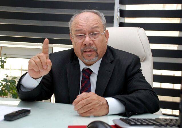 Altınordu Spor Kulübü Derneği Başkanı ve doktor Salih Mertan