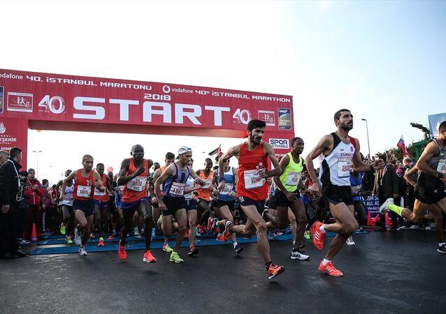 Vodafone 40. İstanbul Maratonu