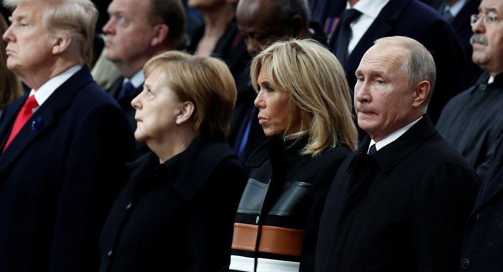 Vladimir Putin-Donald Trump, Fransa