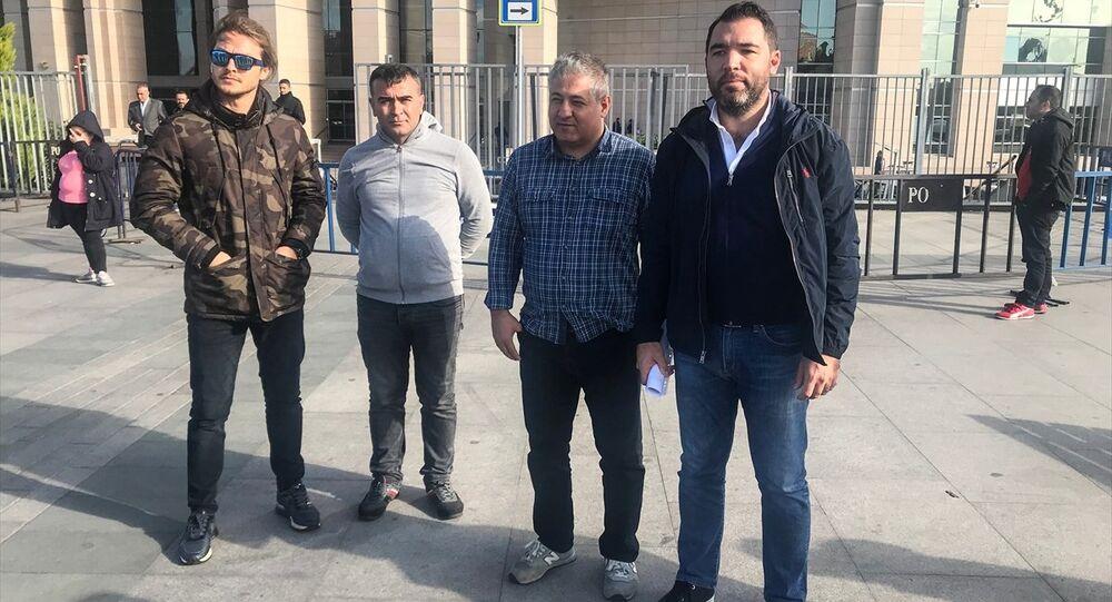 Uber sürücülerinden İstanbul Taksiciler Esnaf Odası Başkanı hakkında suç duyurusu