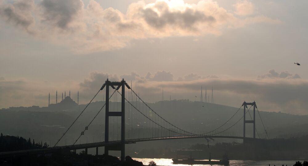 15 Temmuz Şehitler Köprüsü- İstanbul