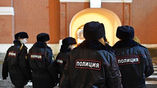 Rus polisi - Sputnik Türkiye