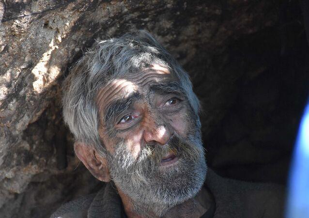 İskender Gündüz - 40 yıldır dağda yaşıyor