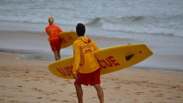 Surf rescue - Sputnik Türkiye