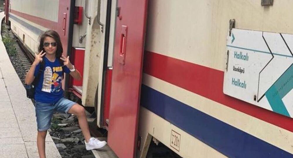 çorlu tren kazası -Oğuz Arda Sel