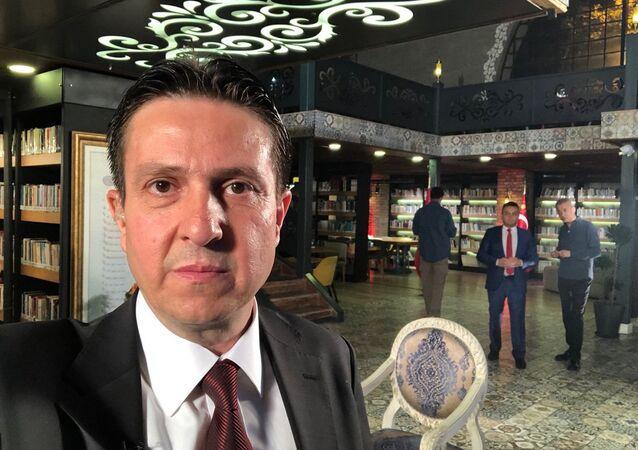 Türkiye gazetesi yazarı Batuhan Yaşar