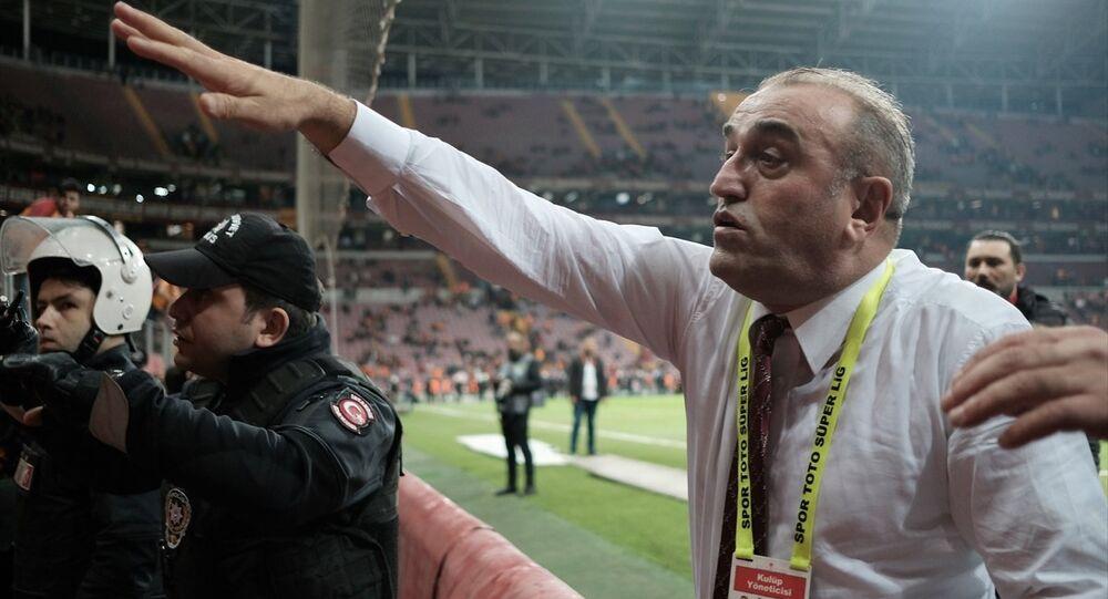 Galatasaray Kulübü İkinci Başkanı Abdurrahim Albayrak