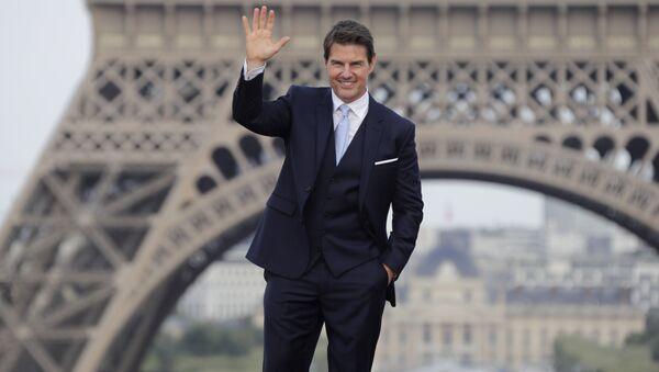 Tom Cruise - Boyu kısa bulunan Tom Cruise başrolünden alındı - Sputnik Türkiye