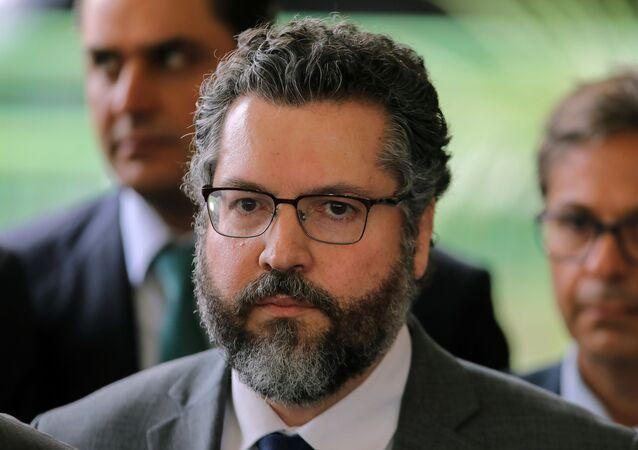 İklim değişikliği Marksist bir komplo - Ernesto Araújo