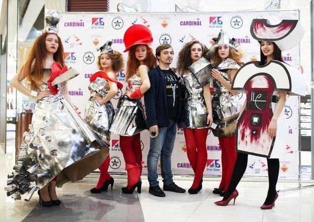 Rus tasarımcı Artur Braje