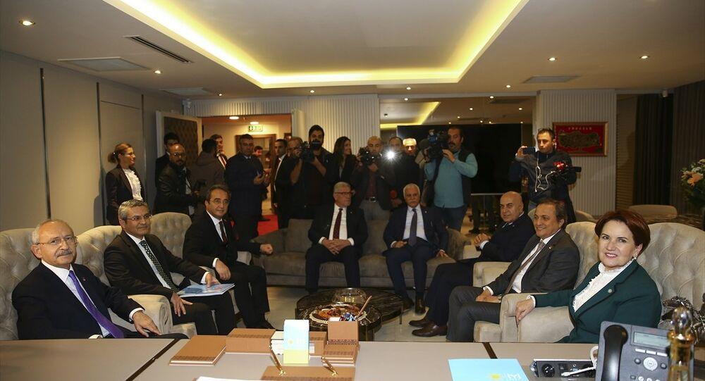 İYİ Parti - CHP