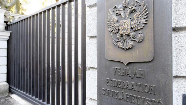 Rusya Federasyonu'nun Helsinki Büyükelçiliği - Sputnik Türkiye