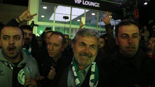 Aykut Kocaman - Sputnik Türkiye