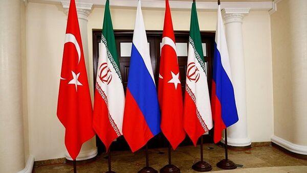 Suriye konulu 11. Astana toplantısının tarihi belli oldu - Sputnik Türkiye