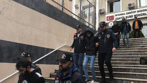 Fidye, Suriyeliler - Sputnik Türkiye