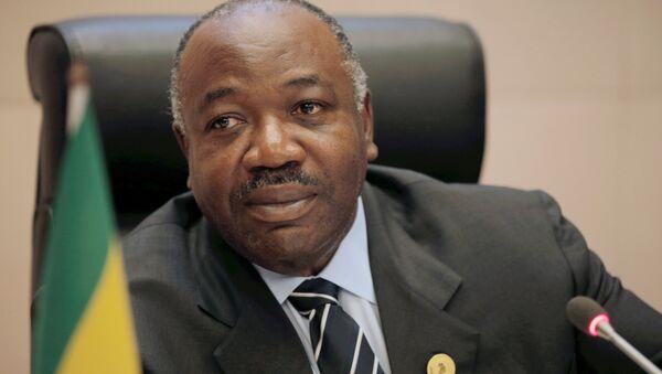 Gabon Cumhurbaşkanı Ali Bongo - Sputnik Türkiye
