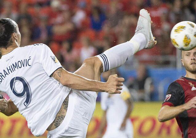 Zlatan Ibrahimovic'ten 500. kariyer golü