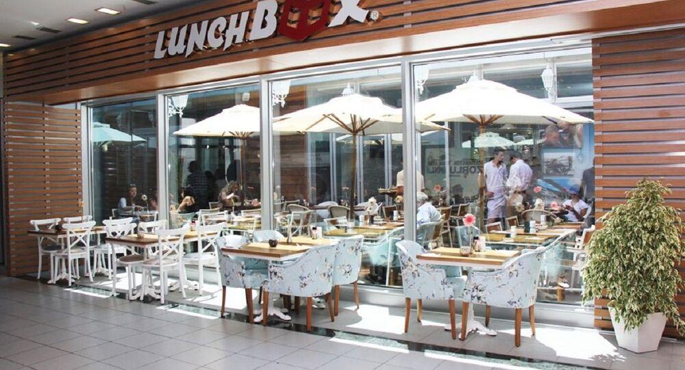 Restoran zinciri Lunchbox