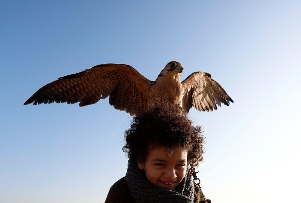 Mısır'da Dünya Doğancılık Günü kutlandı