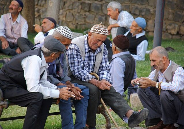 Diyarbakır - yaşlı