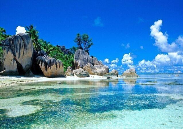 Seyşel adaları