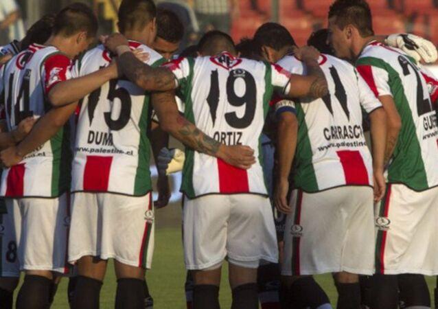 Şili'ye göç eden Filistinlilerin kurduğu Palestina futbol takımı Audax Italiano'yu 3-2'lik skorla geçti ve 40 yıl aradan sonra Şili Kupası'nı kazanarak Libertadores Kupası'na gitmeye hak kazandı.
