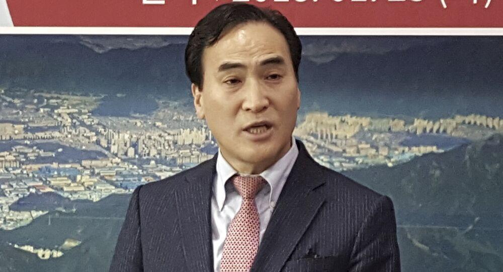 Interpol Başkanı Kim Jong-yang