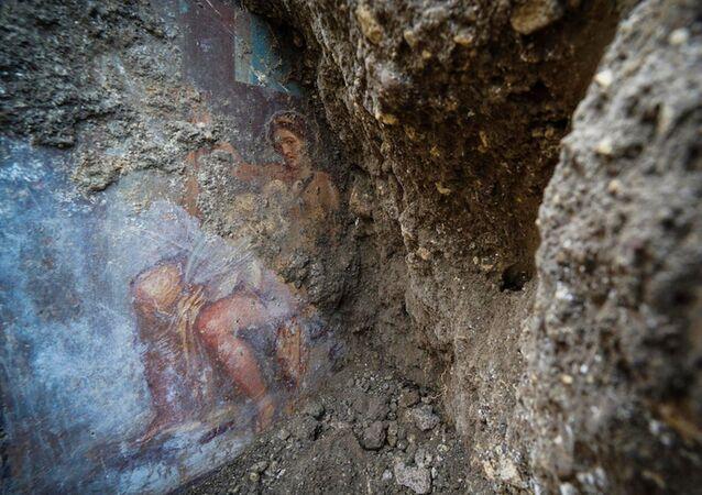 pompeii - erotik fresk