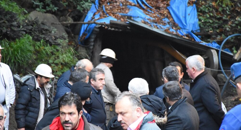Zonguldak, maden, patlama