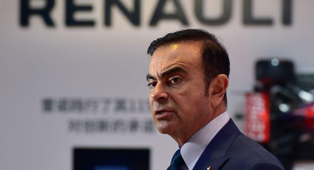 Nissan, Renault ve Mitsubishi ortaklığı CEO'su Carlos Ghosn
