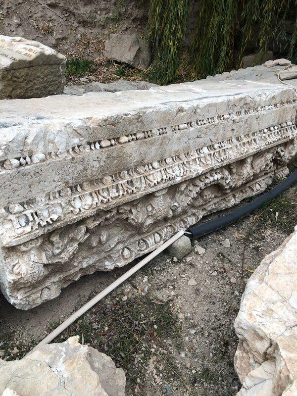 Bozkırın Hazinesi: Sarıkaya Roma Hamamı - Sputnik Türkiye